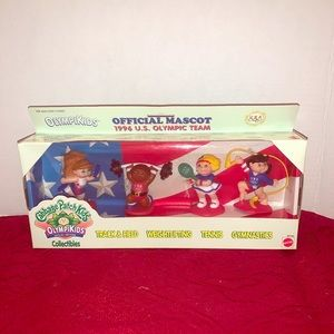 1996 Cabbage Patch Kids Olympic Team Toy